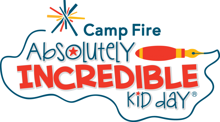 absolutely incredible kid daya camp fire