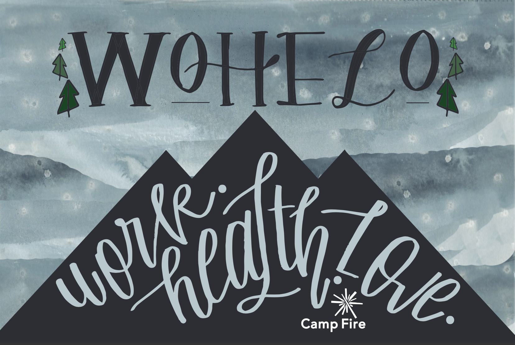 Wohelo Camp Fire watchword Camp Fire girls bluebirds