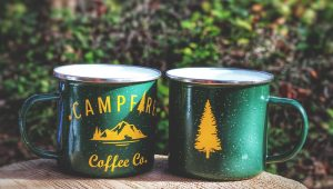 campfire coffee co mugs